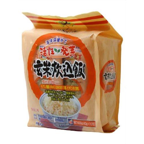 OSK 活性発芽玄米炊込飯 40g×10P