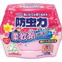 ピレパラアース 防虫力 ナチュラルハーブ 柔軟剤の香り フローラルソープ 300ml