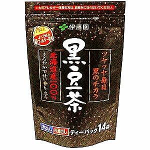 伊藤園 黒豆茶 ティーバッグ14袋