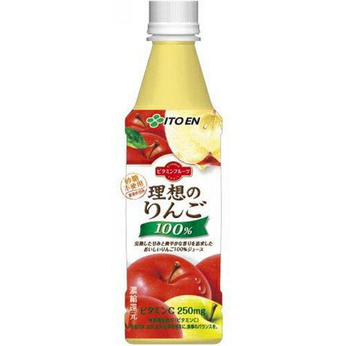 伊藤園 ビタミンフルーツ りんご 350g×24