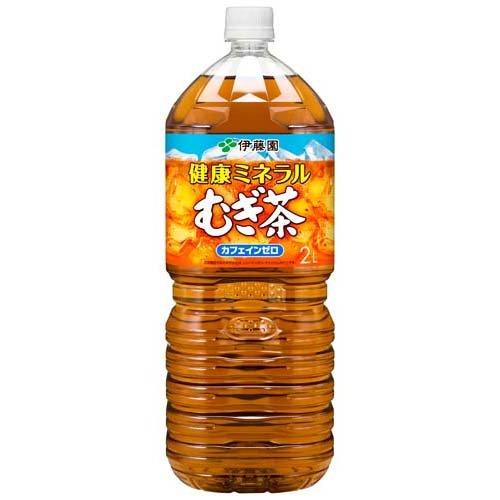 健康ミネラルむぎ茶 2L×6本
