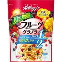ケロッグ フルーツグラノラハーフ徳用袋 10%増量 Z 550g 日本ケロッグ 09695