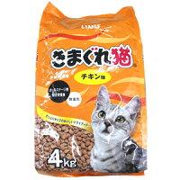 きまぐれ猫ドライ チキン味 4kg