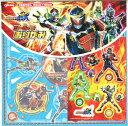 ショウワ 仮面ライダーシール付折紙の画像