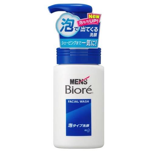メンズビオレ 泡タイプ洗顔 130ml