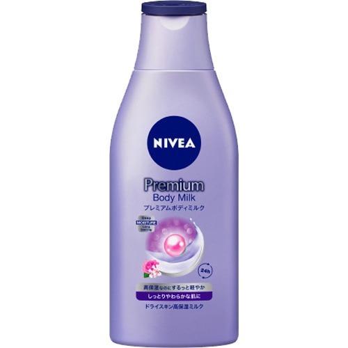 NIVEA(ニベア) プレミアムボディミルク200g