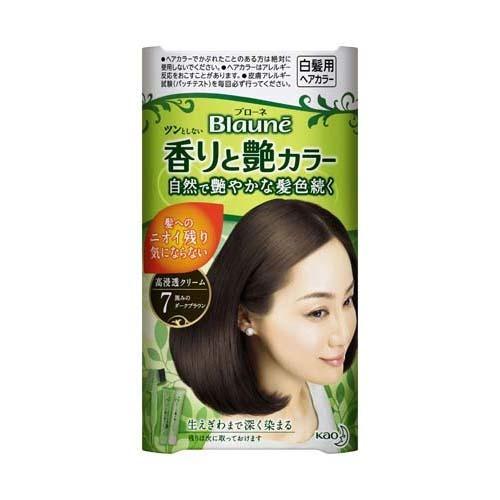 ブローネ 香りと艶カラー クリーム 7