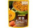 カゴメ 野菜たっぷり かぼちゃのスープ 160g 4773