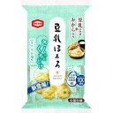 豆乳ほろろ まろやか塩味(48g) 亀田製菓