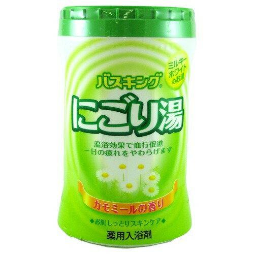 バスキング にごり湯 カモミールの香り 680g