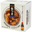 K&K 缶つま 国産豚軟骨 ソラチたれ焼き 80g