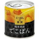 K&K にっぽんの果実 熊本県産 でこぽん 185g