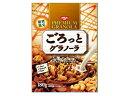 日清シスコ ごろっとグラノーラ3種のナッツキャラメルマキアート 180g
