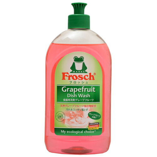 フロッシュ 食器用洗剤 グレープフルーツ 500ml