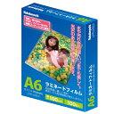 ナカバヤシ ラミネートフィルム E2タイプ 100ミクロン A6サイズ LPR-A6E2 100枚入の価格を調べる