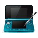 Nintendo ニンテンドー 3DS アクアブルーの画像