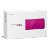 Nintendo 3DS ニンテンドー 3DS グロスピンク