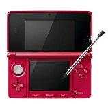 Nintendo 3DS ニンテンドー 3DS メタリックレッド