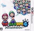 マリオ&ルイージRPG4 ドリームアドベンチャー/3DS/CTRPAYMJ/A 全年齢対象
