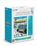 Nintendo Land Wiiリモコンプラスセット(アオ) Wii U