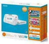Wii U すぐに遊べるファミリープレミアムセット(シロ)(「New スーパーマリオブラザーズ U」同梱) Wii U