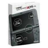 Nintendo 3DS NEW ニンテンドー 3DS LL メタリックブラック