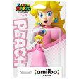 Wii U用 amiibo ピーチ スーパーマリオシリーズ