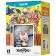 進め! キノピオ隊長 amiiboセット/Wii U/WUPRAKBJ/A 全年齢対象
