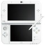Nintendo 3DS NEW ニンテンドー 3DS LL パールホワイト