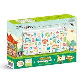 Newニンテンドー3DS LL どうぶつの森 ハッピーホームデザイナーパック/3DS/A 全年齢対象
