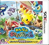 みんなのポケモンスクランブル 3DS