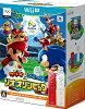 Wii U マリオ&ソニック AT リオオリンピック Wiiリモコンプラスセット アカ・シロ