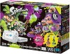 Wii U スプラトゥーン セット(amiiboアオリ・ホタル付き) Wii U