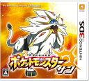 ポケットモンスター サン/3DS/CTRPBNDJ/A 全年齢対象