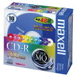 マクセル CD-R 700MB 10枚パック S.MIX1P10S