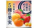 日本のめぐみ 5種の果実
