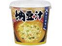 神州一 おいしいね 納豆汁 カップ 49gの画像