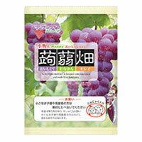 マンナンライフ 蒟蒻畑 ぶどう味 25gX12