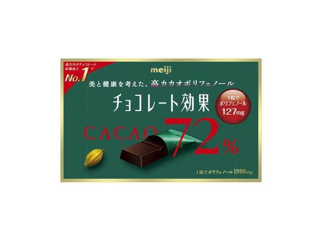 チョコレート効果カカオ72%BOX