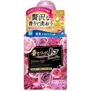 香りつづくトップ アロマプラス 華やかなピンクローズの香り 400g