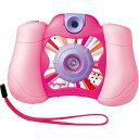 KIDSデジタルカメラ2 ピンク