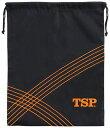 TSP シューズ袋 オレンジ 卓球 バッグ TSP-45002-080の画像