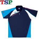ティーエスピー TSP アルテシャツ NVY/ブルー 31405 102