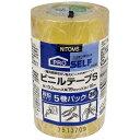 ビニルテープS 19×10(5R) 透明
