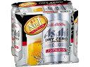 アサヒドライゼロ缶500ml 6缶パック