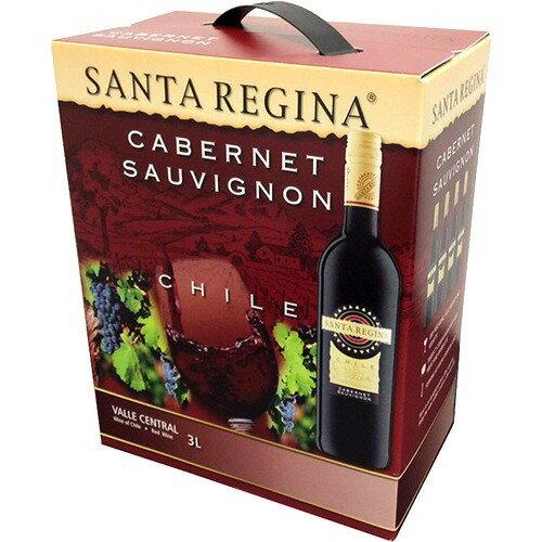 サンタ レジーナ カベルネ 赤 バッグインボックス 3L