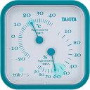 タニタ 温湿度計 TT-557-BL ブルー