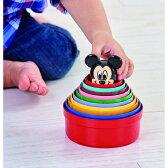 タカラトミー かさねてつんで カップタワー ミッキーマウス