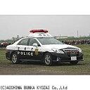 プラモデル 塗装済パトロールカー No.12 1/24 200クラウン パトロールカー 警視庁 無線警ら仕様 アオシマ