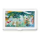 【ムーミン】カードケース(moominvalley)